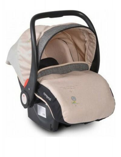 Κάθισμα Αυτοκινήτου Stefanie 0-13kg Beige 2020 Cangaroo 3801005150540