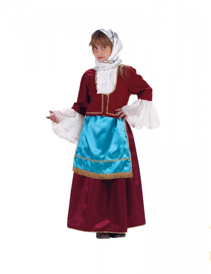 Κορίτσι   4-14  παραδοσιακή φορεσιά Νησιώτισσα  οικονομική 36212