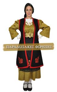 Παραδοσιακές φορεσιές απο όλη την Ελλάδα